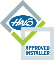 Halo Approved Window Installer Logo