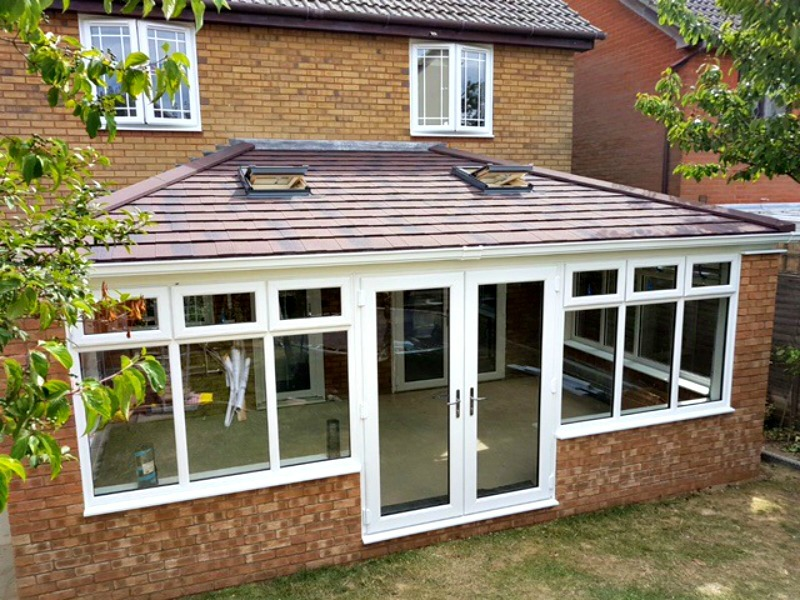 New Conservatory for Ipswich Homeowner with Guardian Warm Roof