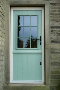 Durable yet practical. Composite Stable Door