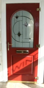 red-composite-door-for-charity