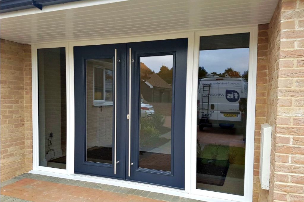 Double-Composite-Doors