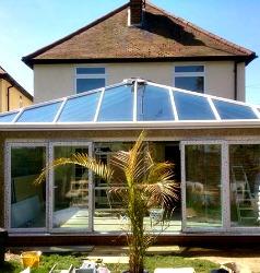 Aluminium-Conservatory-Suffolk
