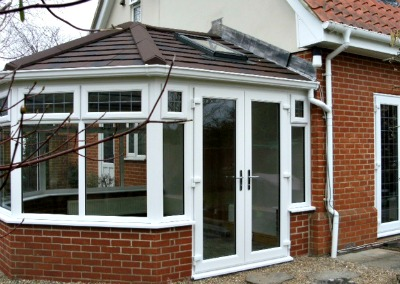 New Conservatory in Ipswich