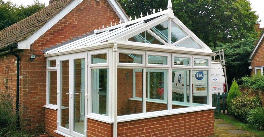 New UPVC Conservatory Suffolk