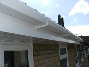 Replacement UPVC Fascias, Soffits, Guttering