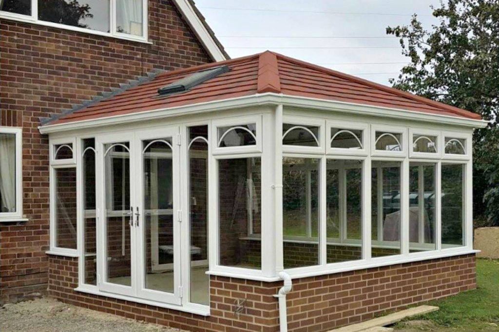 Lovely New Conservatory Installed in Suffolk