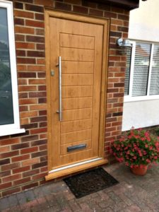 Solid -Sleek-Front- Door-Ipswich