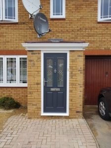 New-Front-Door-UPVC Windows