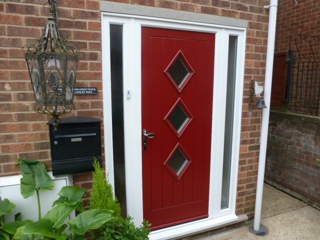 Our composite doors come in a wide range of styles