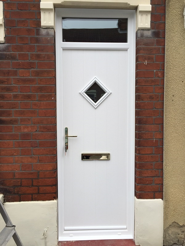 Composite Door - charity auction prize Ipswich