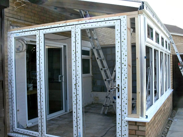 Bi-fold doors make all the difference