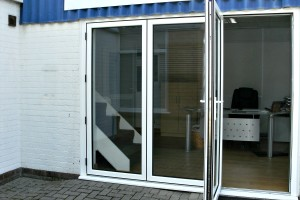 Bringing the Outside in with our Lovely new Bi-Fold Doors