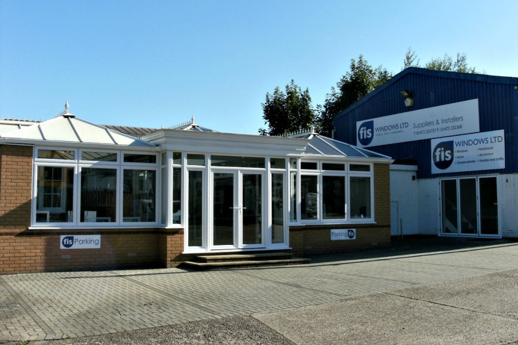 Our Ipswich Showroom Faceliift Taking Shape!