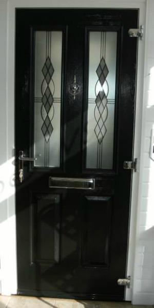 Ex Showroom Composite Door For Sale Raising Money For
