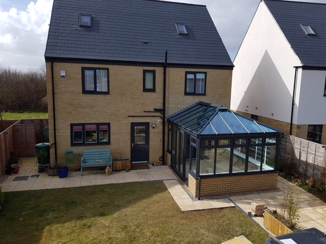 New UPVC Conservatory