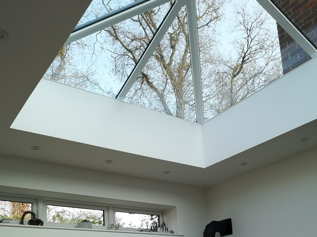 Orangeries bring light into your home.